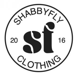 Logo for Shabby Fly Clothing